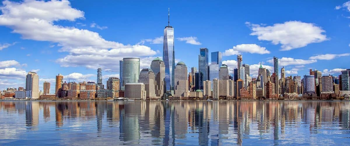 Travel to manhattan, New York City