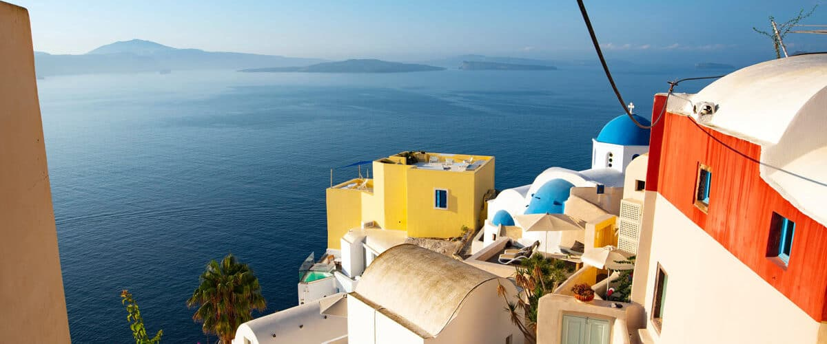 Top 10 things to do in Greece.