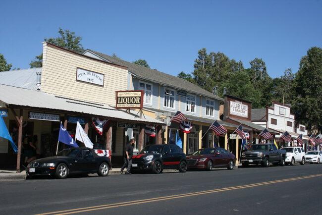 Julian Main Street