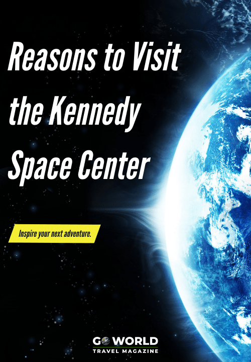 Want to be inspired by the history of NASA and the future of space exploration? Here are 5 reasons to visit the Kennedy Space Center.