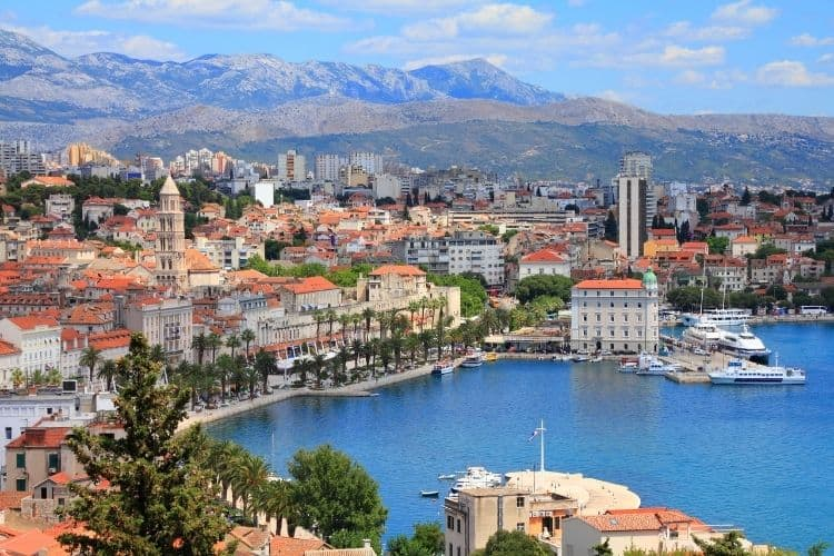 Split and Diocletian's Palace: Things to do in Croatia