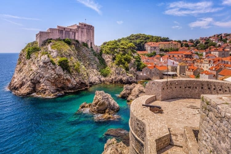 What to see in Croatia: Walled city of Dubrovnik