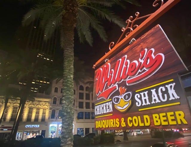 Willie's Chicken Shack New Orleans