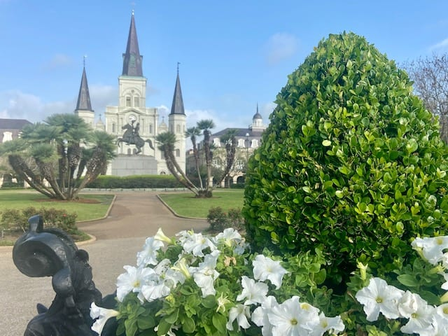 Cathedral Basilica New Orleans