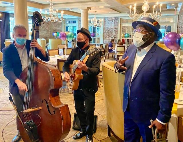 Brennan's Houston band