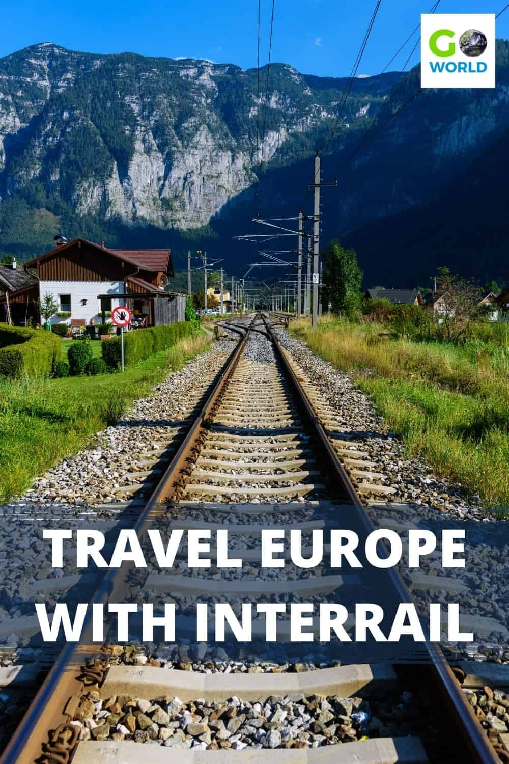 Do you dream of traveling through Europe by train? Consider using Eurail or Interrail in Europe to design your personal European adventure. #TravelEurope #EuropebyTrain #Interrail #Eurail #TrainsinEurope