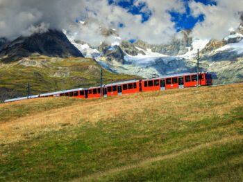 Interrail in Europe