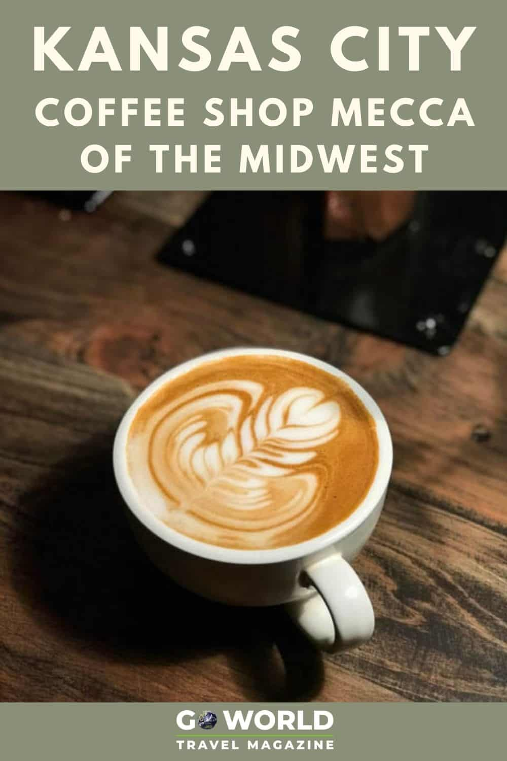 The Kansas City coffee scene is on point. If you're a coffee lover you won't want to miss these epic coffee shops on your next visit to KC. #KansasCity #Midwest #Travelfor Coffee