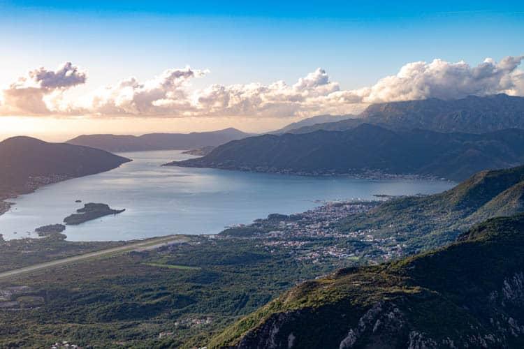 Tivat Bay of Kotor