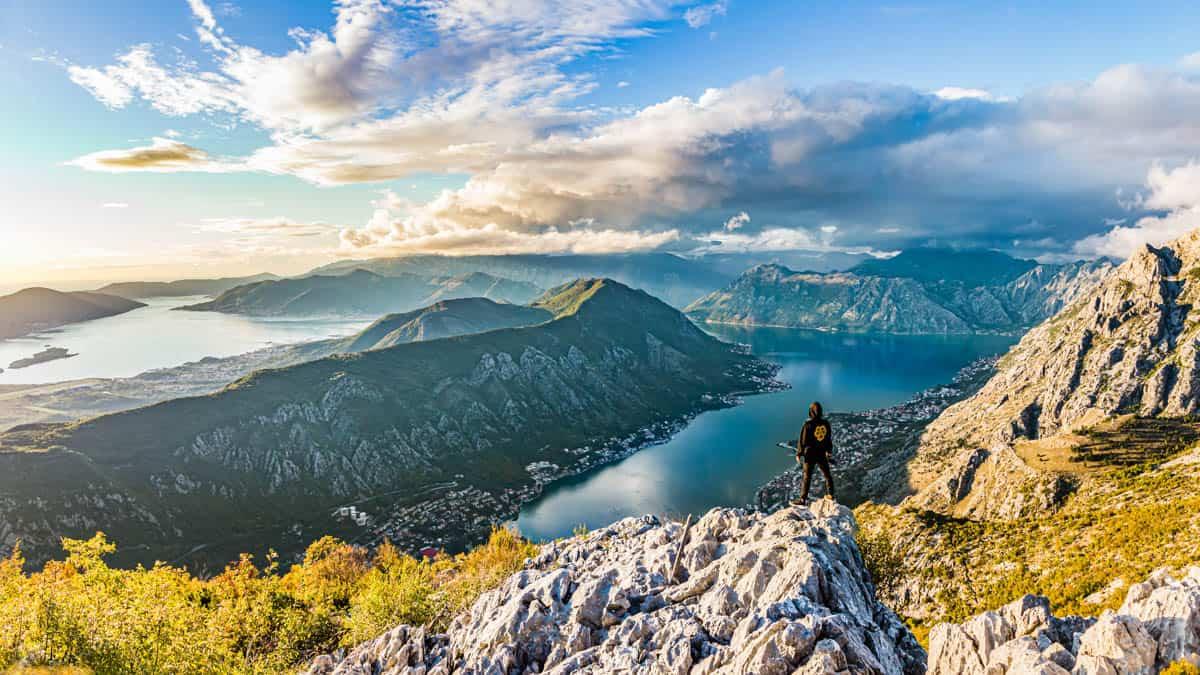 Through My Lens: The Bay of Kotor in Montenegro
