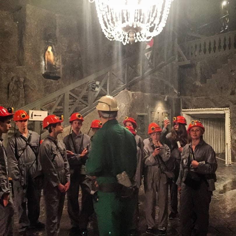 Things to do in Krakow Salt Mines Tour