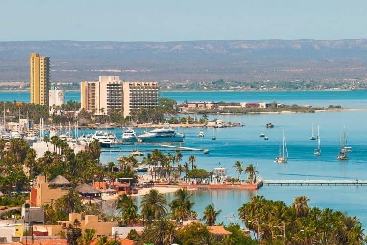 City of La Paz Baja California Sur