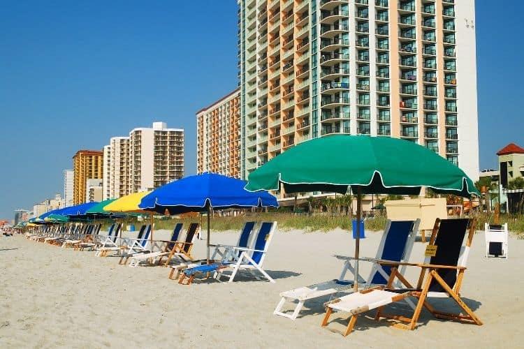 Grand Strand Myrtle Beach South Carolina