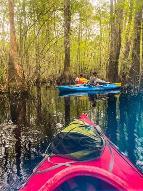 Myrtle Beach South Carolina Kayaking