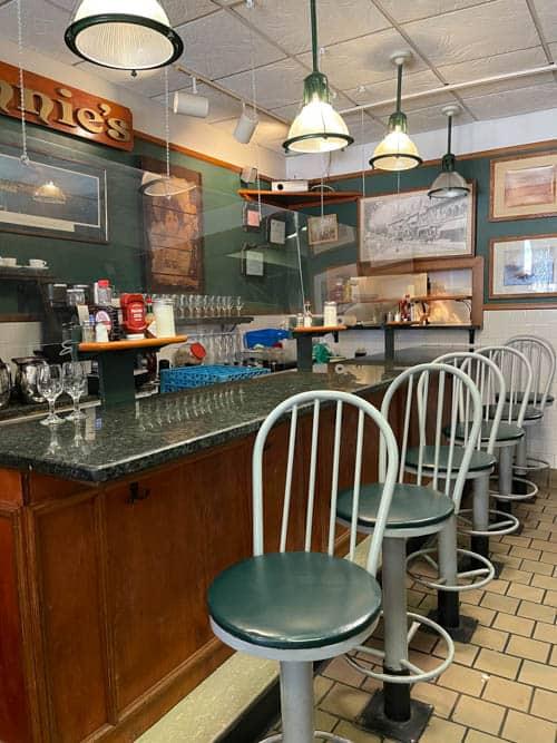 Annies Restaurant in Newport Rhode Island