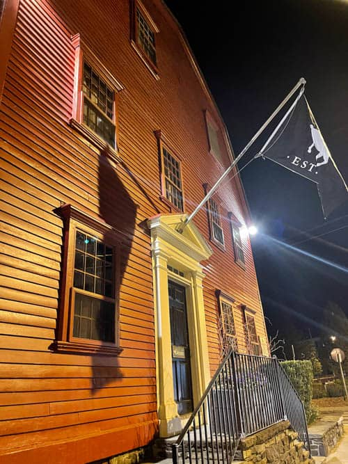 White Horse Tavern in Newport Rhode Island