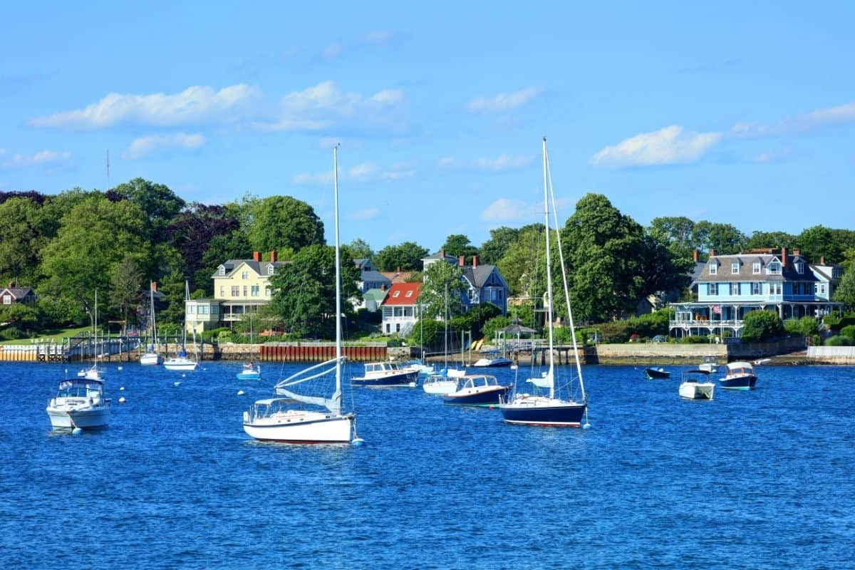 Newport is a Perfect Getaway in Rhode Island for History, Food & Nature
