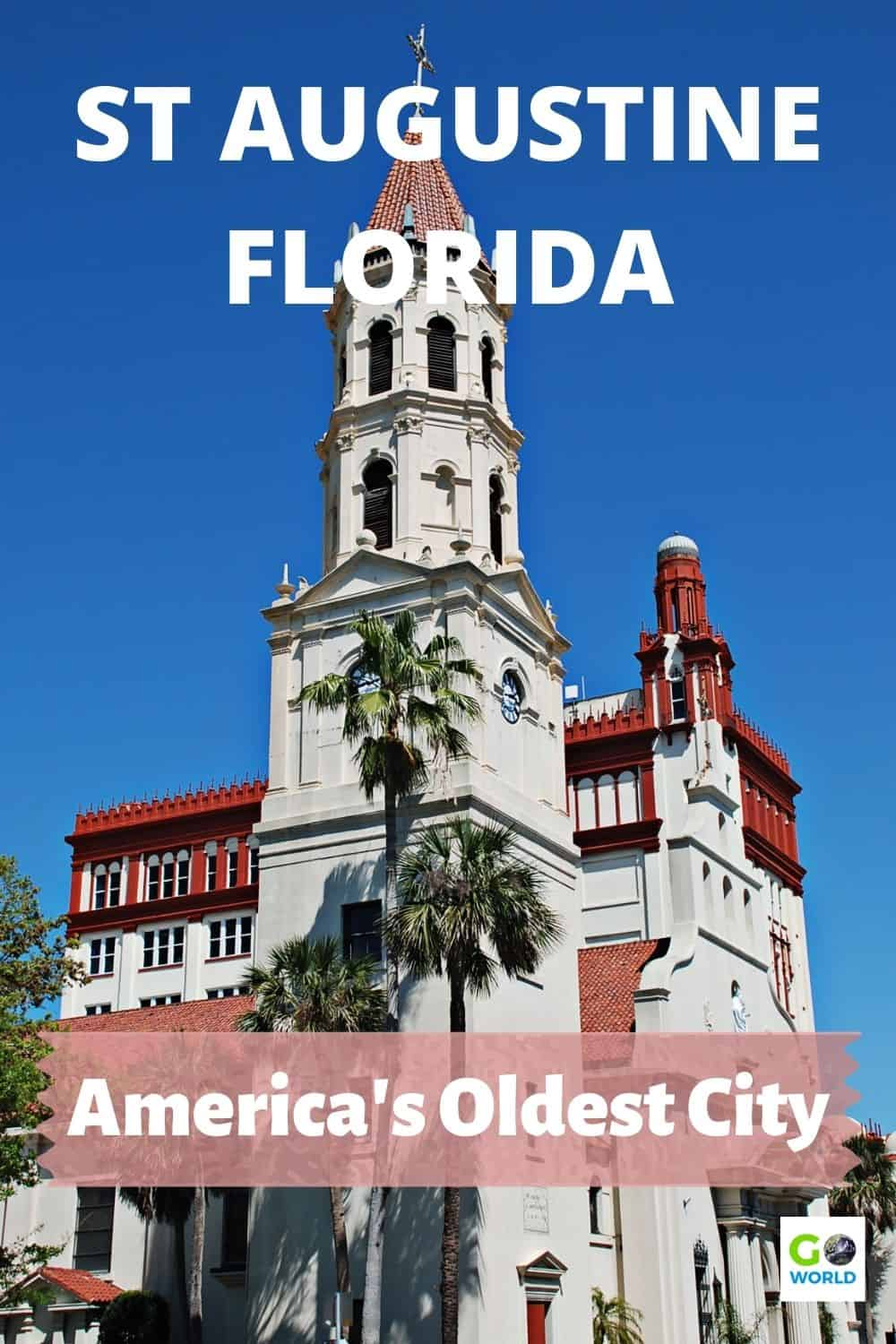 Discover all the things to do in St Augustine, Florida. It's one of America's oldest cities full of charm, history, ghosts and good food. #StAugustineFlorida #TravelFlorida #OldestCityinAmerica