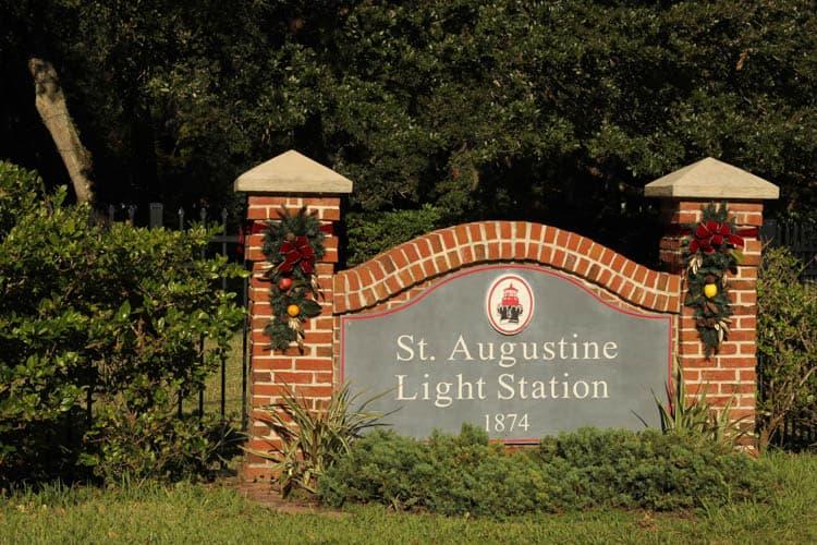 St Augustine Lighthouse Station