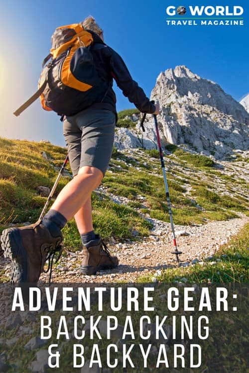 Whether you are preparing for your next big camping trip or just seeing the stars from the backyard, this gear can help. Here's an expert-picked list of the best adventure gear for your home and travels.