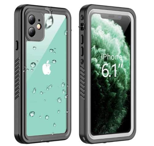 Vapesoon Designed for iPhone 11 Waterproof Case