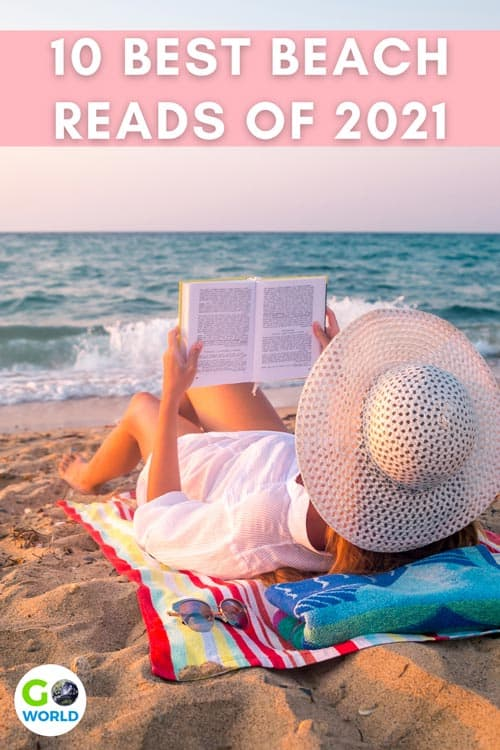 Best Best Reads: Traveling this summer? We've got you covered with the following list of must-read beach reads. #beachreads #bestbooks #beachvacation #travelbooks