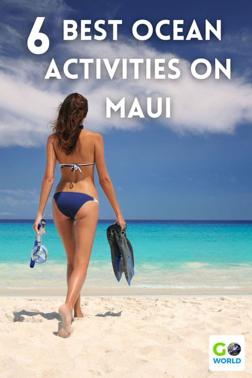 From surfing to kiteboarding to more traditional fun, here are the most popular ocean activities to check out on Maui, Hawaii.
