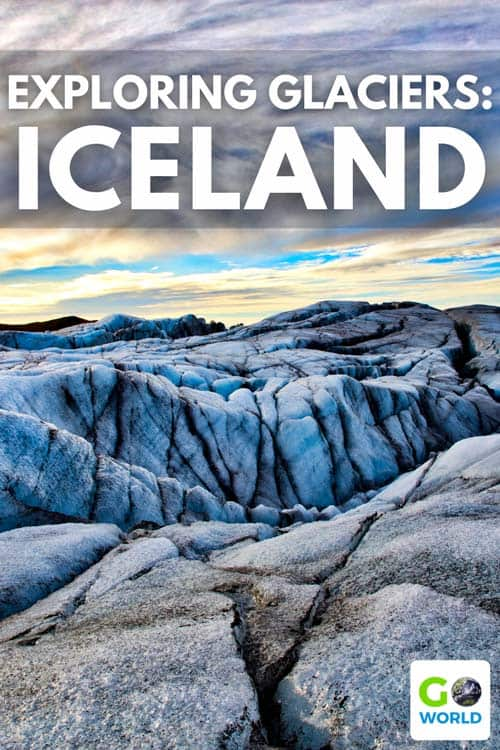 Glacier hiking in Iceland is an adventurous and fun way to see this unusual country, where over 10 percent of the land mass is comprised of glaciers.