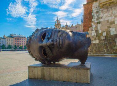 Explore history of Krakow, Poland