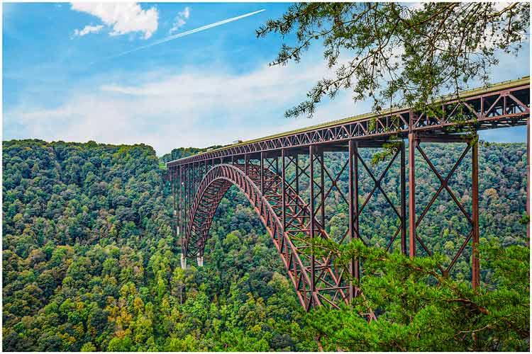 The River Gorge Bridge