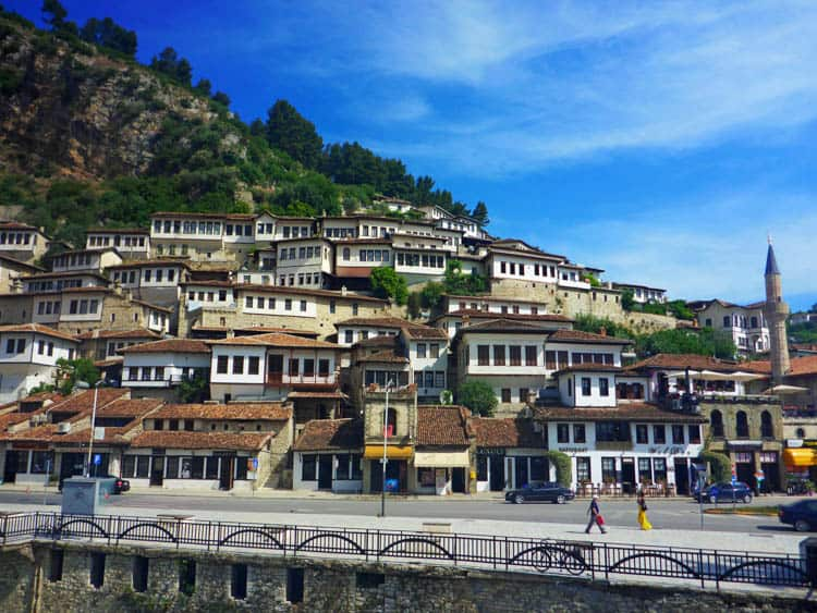 Berati is a top place to visit in Albania