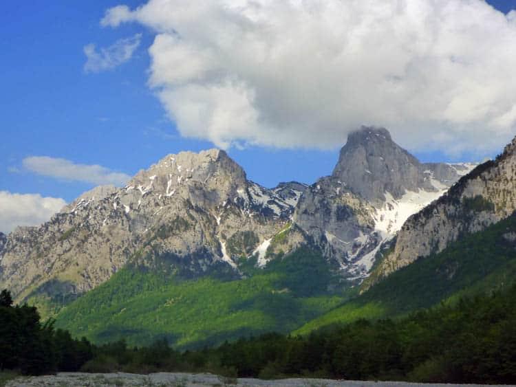 Valbona: Places to visit in Albania