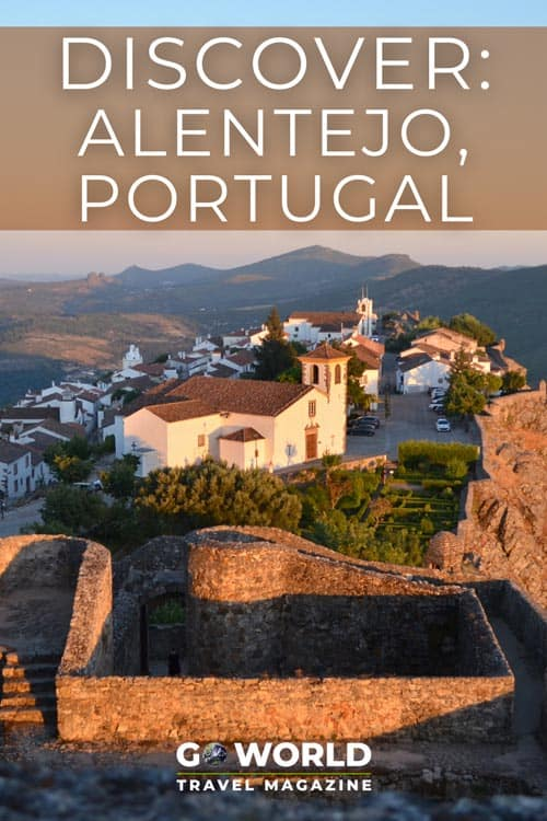 Alentejo may be the best-kept secret in Portugal. If you don't go, you'll miss something very special that is off-the-beaten-path.