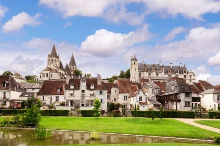Loire Valley wine region in France