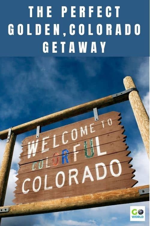 Find out how to enjoy the perfect Golden, Colorado getaway this summer with great food, drinks, entertainment and The Golden Hotel. #USATravel #GoldenCO #ColoradoTravel