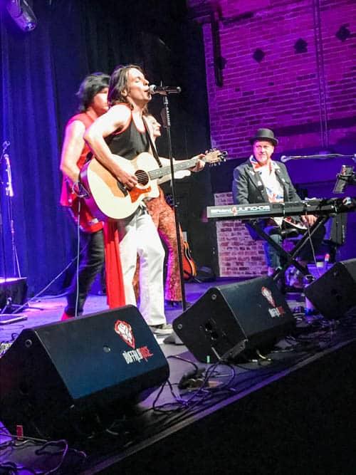 Golden Colorado Getaway Buffalo Rose Concert