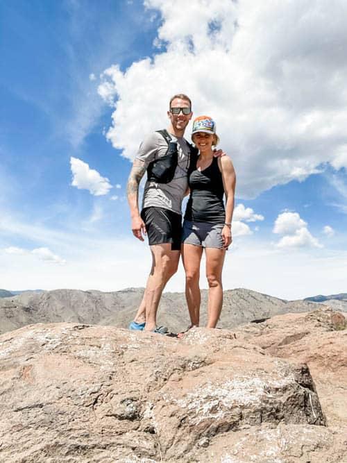 Golden Colorado Getaway Hiking