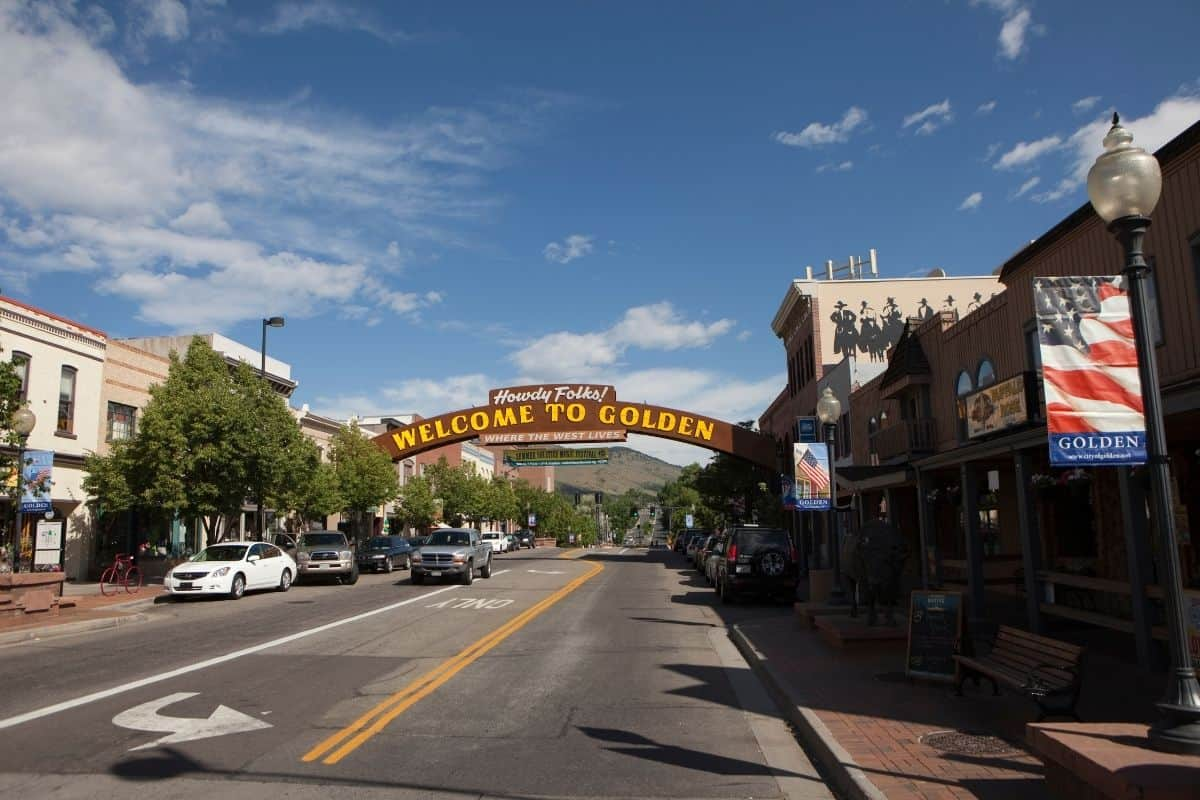 How To Have a Perfect Golden, Colorado Getaway