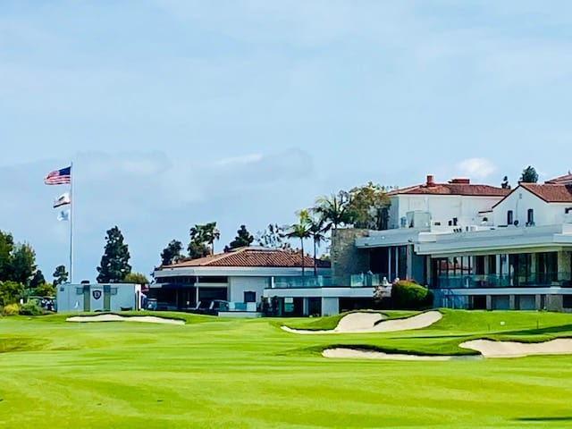 Brentwood, California country club