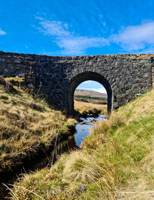 Isle of Skye Fairy Bridge