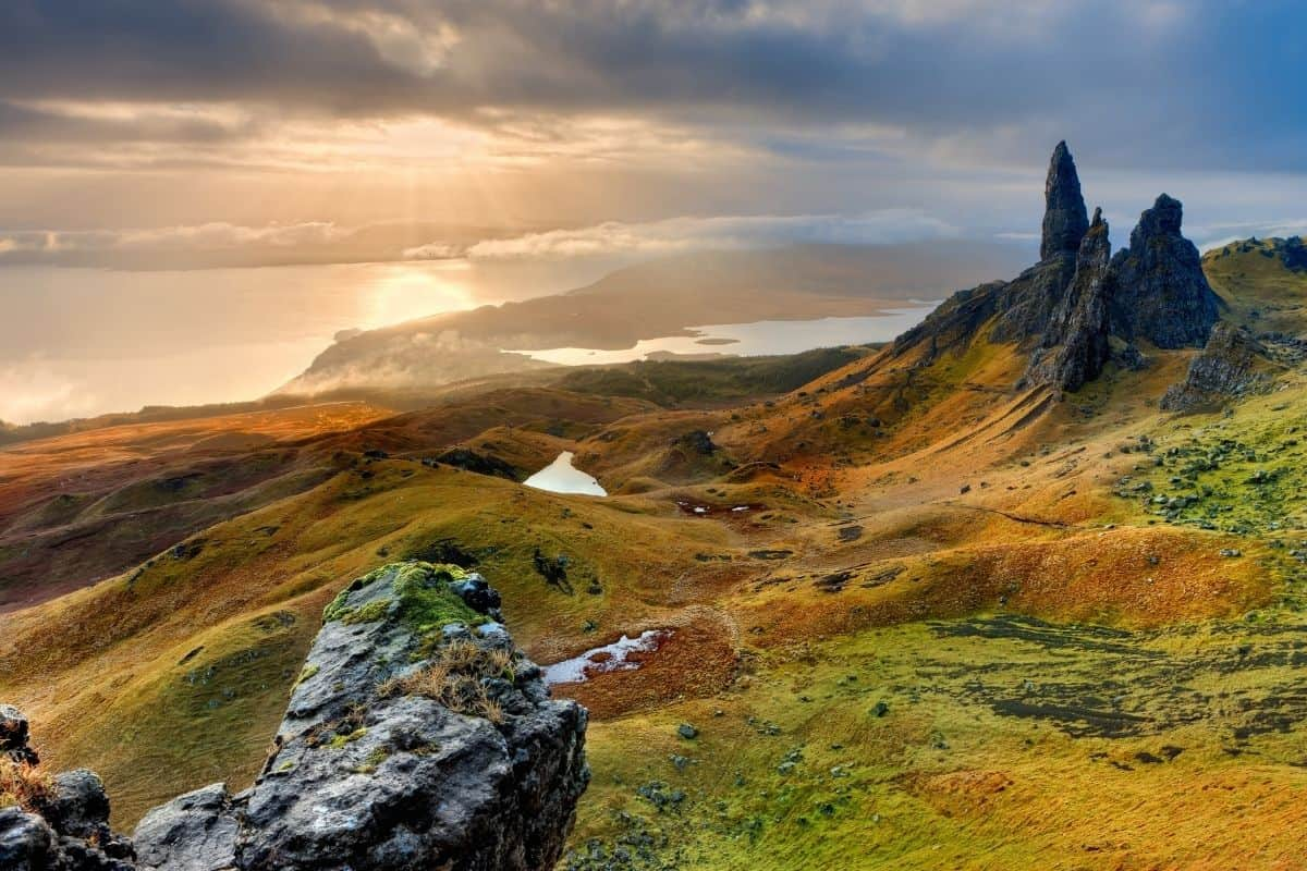 Experience Magical Isle of Skye Fairy Glen, Fairy Pools & Other Legends