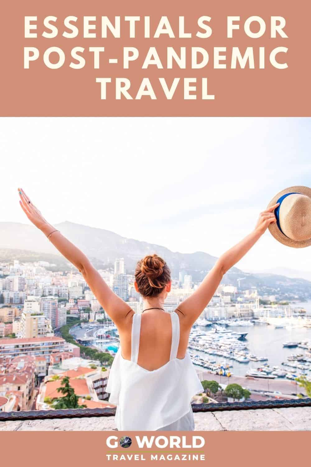 Travel is rebounding quickly, but there are a few things to keep in mind. Here's what you need to know as you plan your post-pandemic travel. #Travelsafety #postpandemictravel #travelhealth