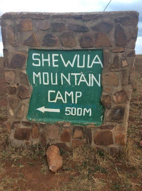 Community-Based tourism at Shewula Mountain Camp
