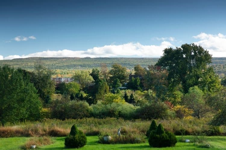 Upstate New York Getaways from Canva