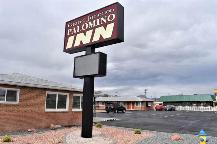 Yellowstone Roadtrip Grand Junction Palomino Inn
