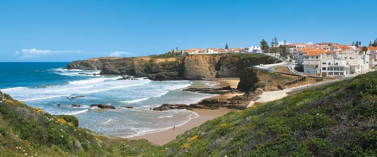 Coast of Alentejo, Portugal