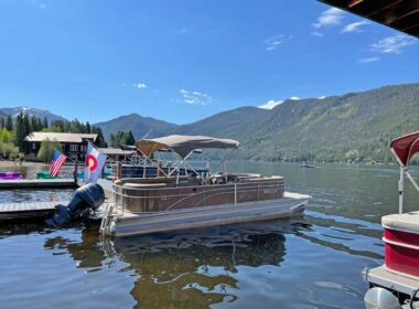 Boating is one of the top things to do in Grand Lake Colorado