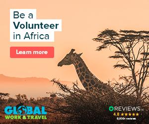 Volunteer trip in africa