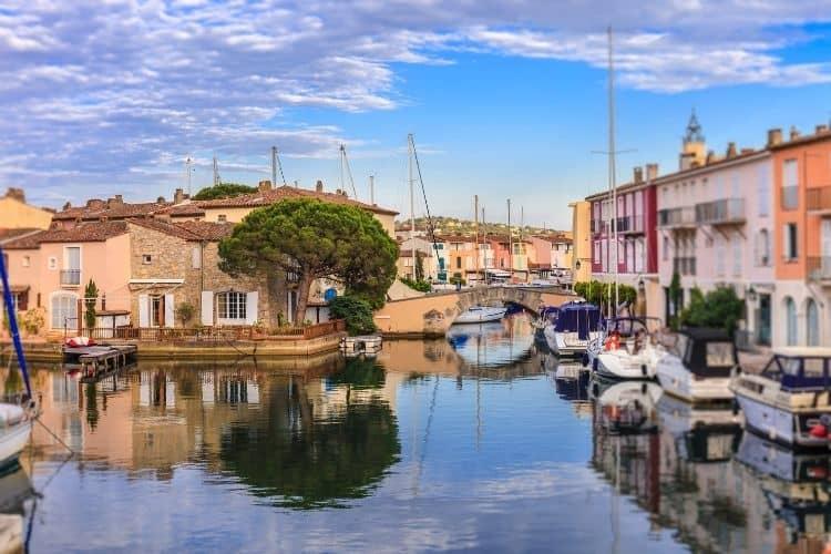 "Port Grimaud ""Venice of Provence"""