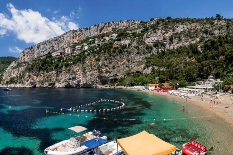 Cap d'Ail French Riviera